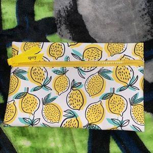 Lemon Ipsy bag